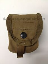 New MOLLE Coyote Grenade Pouch USMC Button Front - Specialty Group
