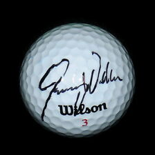 JIMMY WALKER AUTOGRAPHED GOLF BALL (PGA) W/ PROOF!
