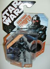 STAR WARS SAGA LEGENDS: UTAPAU SHADOW TROOPER with BLACK COIN