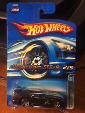 2006 Hot Wheels Mopar Madness Dodge Viper GTS-R #62