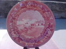Vintage Ft. Ticonderoga Commemorative Plate-New York