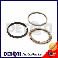 Piston Rings Set Full DOHC For 96-12 Ford Mercury Mazda Jaguar Lincoln 3.0L V6