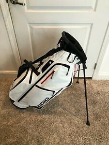 OGIO Fuse Stand Bag 4 Hard to Find White Version 4 rounds played