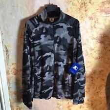 Vintage Deadstock Starter Fleece Camoflauge Medium Mens 1990s