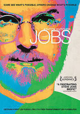 Jobs DVD, 2013,  Ashton Kutcher,Dermot Mulroney, Sealed