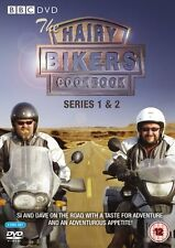 Hairy Bikers Cookbook : Complete BBC Series 1 and 2 [DVD][Region 2]