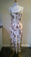 Per Una Linen Round Neck Dresses Midi