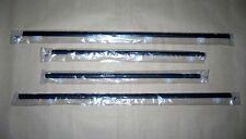 Molding Assy Window Trim Glass Door Belt Rubber for Nissan Sentra B13 Sedan