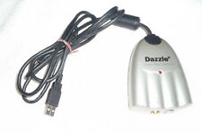 Dazzle Digital Video Creator 50 DM-5300 DM5300 USB Video Connector