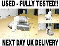BMW 5 SERIES (E34) 518i 520i BERLINA 1988 1989 1990 1991 1992-1995 STARTER MOTOR