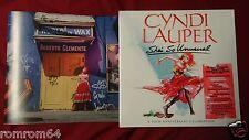 Cyndi Lauper She's So Unusual A 30th Anniversary Celebration Deluxe Ed Signed CD
