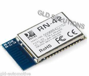 SCHEDA MODULO BLUETOOTH RN-42 CLASSE 2 per Dispositivi - Lettori codici a barre