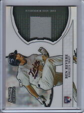 Ben Revere 2011 Bowman Sterling Rookie Jersey Relic Card RC