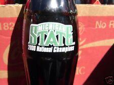 2000 Michigan State Coca-Cola Coke Bottle