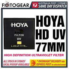 Genuine HOYA HD High Definition High Density Ultraviolet UV 77mm * EXPRESS POST