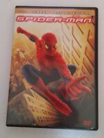 Spider-Man Full Screen DVD 2-Disc Set Special Edition 2002