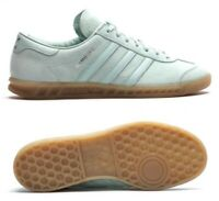 ADIDAS ORIGINALS HAMBURG MENS SHOES RETRO TRAINERS VAPOUR GREEN S79986 SIZE 12