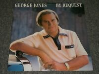 George Jones~By Request~1984 Country~Merle Haggard~Ray Charles~FAST SHIPPING!!