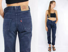 Women`s Vintage Levi`s 501 High Waist Boyfriend/Mom Jeans UK Size 12 / W31 L34