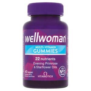 Vitabiotics Wellwoman - 60 Multivitamin Gummies