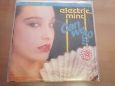 "ELECTRIC MIND - CAN WE GO - 7"" VINYL SINGLE"