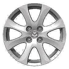 Genuine Mazda 2 2010 Onwards Alloy 15 Wheel Design 118