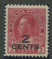 CANADA #140 MINT VF