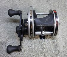 Abu Garcia Ambassadeur 5500 C3 Baitcast Fishing Reel Sweden Pre Owned