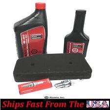 Honda Oem Engine Oil Air Filter Spark Plugtune Up Kit For Eu6500is Generator