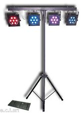 BAR LED28Q KIT LUCI LED 28x8W QUAD EFFETTI LUMINOSI