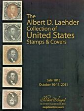 Us Stamps, Covers, Specialized Washington-Franklin - Siegel Auction Catalogs (2)