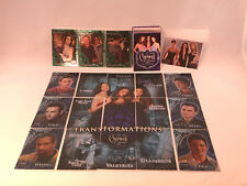"CHARMED ""CONVERSATIONS"" Inkworks MINI MASTER Card Set w/ all Chase Sets and #CL1"