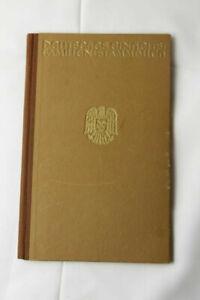 A3/ älteres Buch - Deutsches Einheits-Familienstammbuch - beschriftet - um 1930