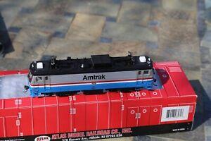 HO Atlas #8571 AEM-7 Locmotive Amtrak AMTK #908