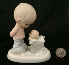 Precious Moments Special Edition You Just Cannot Chuck A Good Friendship Pm-882
