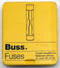 BUSSMAN COOPER BUSS SFE-20 5 PACK 20-AMP GLASS FUSE'S PERFECT 4 HF MOBILE R