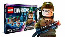 LEGO DIMENSIONS STORY PACK GHOSTBUSTERS 71242 ~ NEW 259 PCS MOVIE ABBY YATES CAR