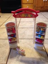 Vintage Barbie Toy Store Replacement Pieces/ Toys