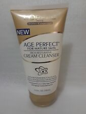 Loreal Age Perfect Rich Restorative Cream Cleanser Mature Skin 5.0 FLOZ