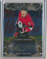 2019-20 Black Diamond Authentic Signatures AUTO Brady Tkachuk /99 Senators