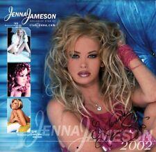Jenna Jameson signed auto autographed 2002 complete calendar adult porn star COA