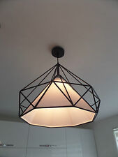 Modern Extra Large Industrial Metal Ceiling Lamp Light Pendant Light Fitting