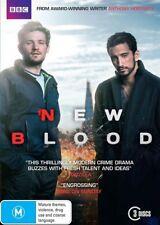 New Blood (DVD, 2016, 3-Disc Set)