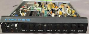 NARCO CP136M TSO Audio Panel-MKR, free shipping