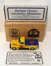 Durham 1/43 Scale DC3850 - 1953 Chevrolet Pick Up 50yrs Saab Amsterdam 1 Of 50