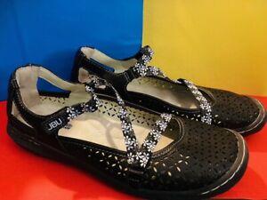 JBU by JAMBU Women's Shoes Black Karen Mary Jane Flat 9.5M Pre-Owned