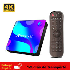 Android 10.0 TV Box X88 PRO 10 RK3318 4K 2.4G/5G Wifi BT 4.0 Mini X88PRO TV Caja