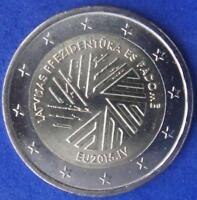 LETTONIA LETTLAND - 2 EUROS COMMEMORATIVI 2014 - 2018  Tutti Anni Disponibili
