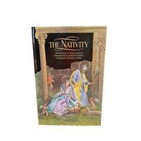 The Nativity Pop Up Book Christmas Paper Neapolitan Creche 3D Hardcover 1981