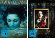 10 DVDs *  TWIN PEAKS 1 + 2 - DIE KOMPLETTE SERIE - DAVID LYNCH ~ MB # NEU OVP +